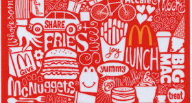 McDonald's Gift Card Balance